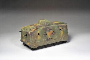 THOMAS GUNN WW 1 GW012 GERMAN A7 Tank 'Schnuck' MIB