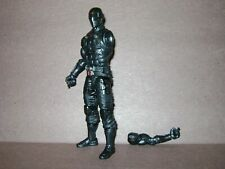 G.I. JOE Classified SNAKE EYES Damaged Broken Arm No Accessories Use for custom?