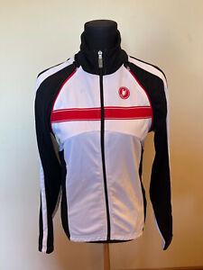Brand New Original Castelli Cycling Warmer Jacket/Vests LONG SLEEVES SIZE L Men