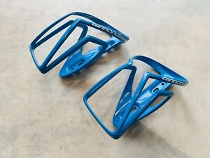 Cannondale Blue Speed Water Bottle Cages