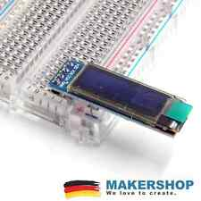 Mini 0.91 Inch OLED ssd1306 Display i2c IIC Arduino Raspberry 128x32 White