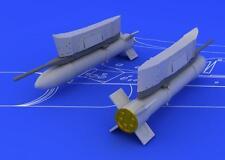 EDUARD BRASSIN 672009 S-21 Soviet Unguided Rocket in 1:72