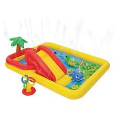 Intex 57454EP Inflatable Ocean Play Center Pool - Multi-Color