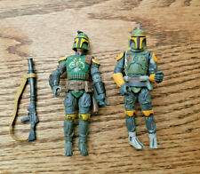 STAR WARS EE Mandalorians RARE Lot of 2 LOOSE