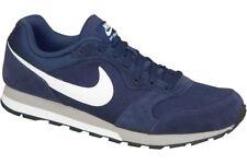 Nike MD Runner 2 Herren US 9.5 blau Turnschuhe EU 43 4543
