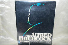 The Alfred Hitchcock Album Michael Haley 1981 Hardcover Book Free Shipping