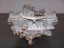 Holley 750 CFM 4 Barrel Carburetor Vacuum Secondary Dual Feed 80508-1