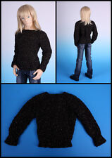 ☆ ~*BLaCk & GoLd*~ Sweater for Tedros [ E.I.D Iplehouse]~BJD doll~ by Anita~ ☆