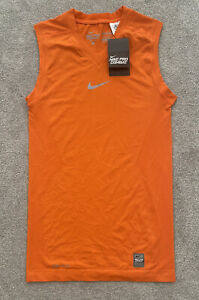 NEW Mens Nike Pro Combat Compression Tank Top Vest Casual Gym Training Running