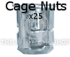 Écrous cage fasteners-Peugeot Expert Tepee / ion / partenaire / RCZ etc 1143pe Pack de 25