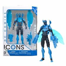 New DC Icons Blue Beetle Action Figure Infinite Crisis Collectibles Official