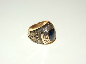 RARE Nissan 10K Gold Ring 18.3 Grams TerryBerry EXCELLENT!