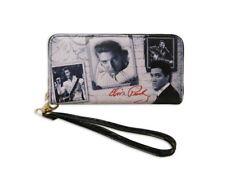 Elvis Presley Zipper Wallet With Picture Frames - Licensed New