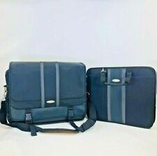 Samsonite Shoulder Canvas Messenger Laptop Bag Briefcase