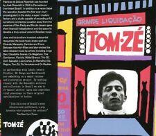 Tom Ze - GRANDE LIQUIDACAO (DEBUT ALBUM) [CD]