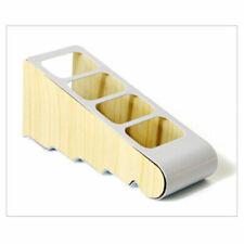 Cajas de almacenaje blancos de metal para el hogar