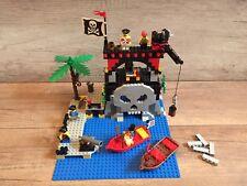 Lego 6279 Skull Island Piraten Priateninsel Pirates komplett complete