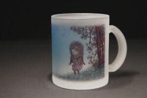 Hedgehog in the Fog film by Norstein/Norshteyn Coffee Mug(Hedgehog&Moth)