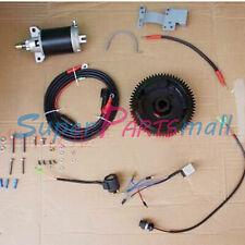 Electric Start Motor Kit For Yamaha Outboard 2 Stroke 25HP 30HP FLYWHEEL