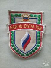 Slovenian Honor battalion PATCH, Slovenia Military Honor Guard