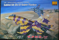 Hobby Boss 80309 1/48 SCALE AIRCRAFT SERIES SUKHOI SU-35/37 SUPER FLANKER MODEL