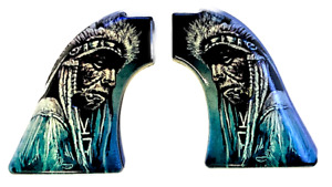 Fits Heritage Arms Rough Rider GRIPS .22 & .22 MAG model Lakota Chief design 