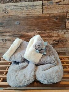 New Look Women's Grey Fleecy Me To You Bear Boot Slippers Size Medium