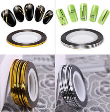 Buy Holographic Tape Nail Art Supplies Ebay