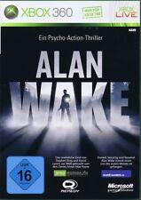 Alan WAKE XBOX 360 gioco game