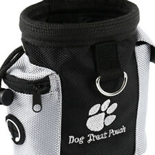 Pet Dog Training Waist Treat Bag Feed Bait Puppy Snack Food Carries Pocket Pouch