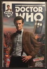 Doctor Who 11th Eleventh Doctor #1 NYCC 2014 Exclusive Cover Titan Comic RARE NM