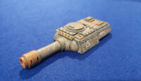 Heavy Tank Turret with Cannon Triple Squadron Pack (Culverin Models)