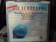 J. Haydn - Die Schöpfung / Harnoncourt    2 LP-Box