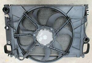 MERCEDES S KLASSE S500 W221 CL W216 CL500 WASSER KÜHLER LÜFTER KLIMA A2215002503