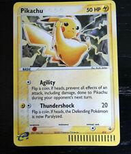 Pokemon Pikachu Black Star Promo 012 Holo Foil 2003 Rare - NM