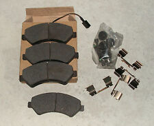 Citroen Relay III Peugeot Boxer 3 Set Of Front Brake Pads Part Number 4254.64
