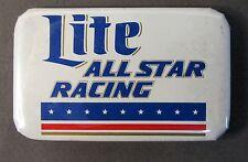 1984 Lite All Star Racing hydroplane racing pinback button
