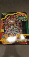 Pokemon Tag Team Generations Box Premium Collection Factory Sealed Box Damage