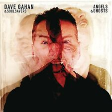DAVE GAHAN: ANGELS AND & GHOSTS CD DEPECHE MODE NEW