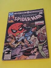 1980 SPIDER-MAN #109-110 RARE FRENCH CANADA HÉRITAGE VARIANT PETER PARKER FACE