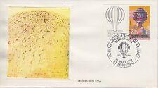 ESSAIE SERIGRAPHIE DE STILL PREMIER JOUR 1983 EUROPA  DE L AIR ET L ESPACE