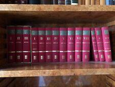 Dizionario Letterario Bompiani delle opere, personaggi e autori: 14 volumi