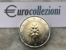 FRANCIA 2018 2 EURO FDC UNC FIORDALISO LE BLEUET DE FRANCE FRANKREICH ФРАНЦИЯ