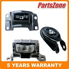 Front Right Rear Engine Motor Transmission Mount Set Fit for Mazda 3 2.3L 04-09