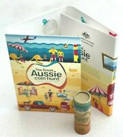 2019 $1 One Dollar Great Aussie Coin Hunt 26 UNC coins A to Z in Sealed Tube
