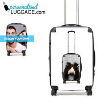Personalised Cabin Suitcase,  Dimensions: 56 x 23 x 36cm (includes wheels)
