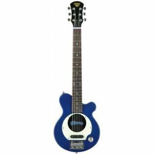 Pignose Electric Guitar, Metallic Blue PGG-200 MBL