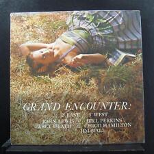 John Lewis - Grand Encounter: 2 Degrees East - 3 Degrees West LP VG+ PJ-1217 1st