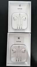 Genuine Apple EarPods with 3.5mm Headphone Plug Handsfree Mic iPhone 6 6s iPad