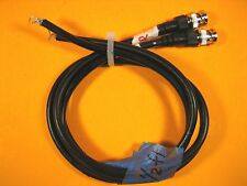 BNC  Coxial Cable 2.5ft. (Open End)